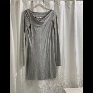 James Perse Gray Dress